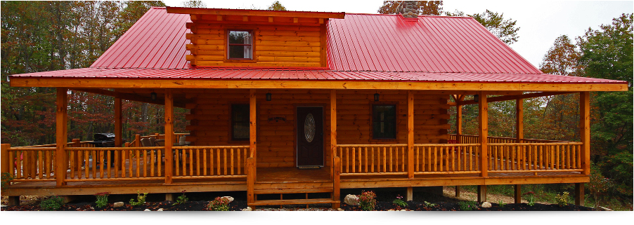 Lonestar Cabin in Hocking Hills Ohio