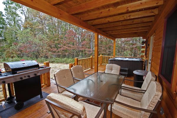 The Lonestar Cabin Riley Ridge Cabins Hocking Hill